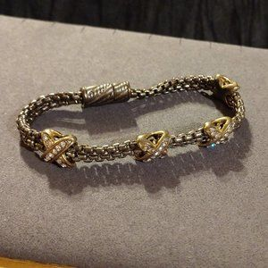 Beautiful X Magnetic Bracelet